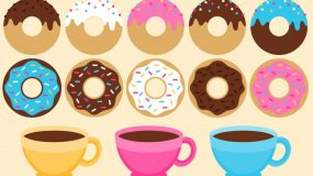 Coffee and Donuts!
